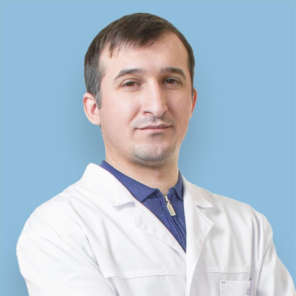 Хайбуллаев Гамзат Хайбуллаевич, врач-невролог, врач ЛФК и СМ
