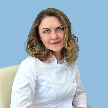Храмова Ольга Константиновна, врач акушер-гинеколог высшей категории, детский гинеколог, гематостазиолог, кандидат медицинских наук