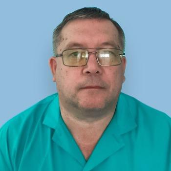 Ибрагимов Валерий Илусович, врач детский хирург