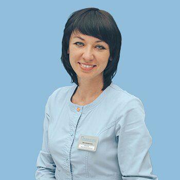 Иванова Юлия Владимировна, врач-оториноларинголог (ЛОР), детский ЛОР