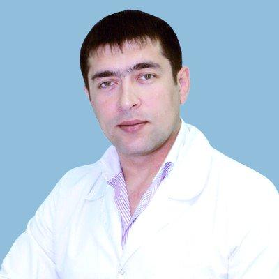 Кагерманов Анзор Хамдуллаевич, врач-эндоскопист