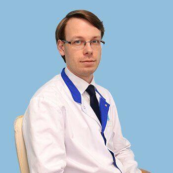 Карпенко Дмитрий Геннадьевич, врач-терапевт, гастроэнтеролог, врач высшей категории