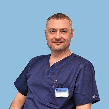 Катрышев Вячеслав Викторович, врач-хирург, флеболог, УЗИ-диагностика, врач I категории.