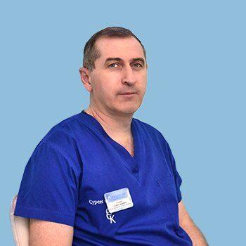 Казарян Сурен Сергеевич, врач-массажист, детский массажист