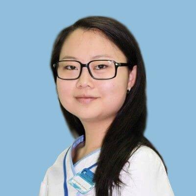 Ким Екатерина Артуровна, врач мануальный терапевт