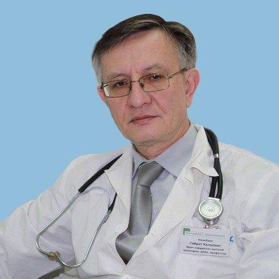 Киякбаев Гайрат Калуевич, врач кардиолог, доктор медицинских наук, профессор