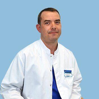 Ковешников Андрей Владимирович, врач-уролог, врач высшей категории