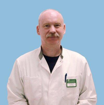 Крапчатов Михаил Юрьевич, врач-эндоскопист