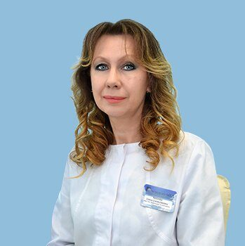 Краснова  Елена Станиславовна, врач-эндокринолог, кандидат медицинских наук
