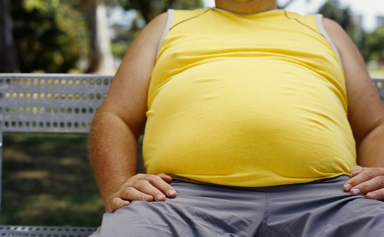 лишний вес ожирение