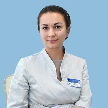 Маккавеева Юлия Викторовна, врач-педиатр