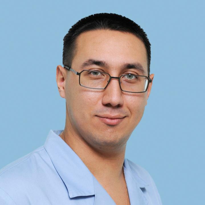 Малина Виталий Николаевич, врач-хирург, колопроктолог, кандидат медицинских наук