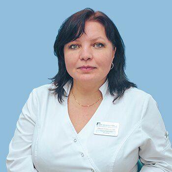 Малышева Светлана Кирилловна, медицинская сестра