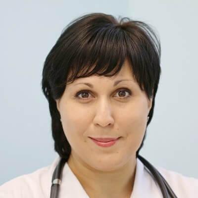 Михайлова Ольга Сергеевна, врач терапевт, врач по медико-социальной экспертизе