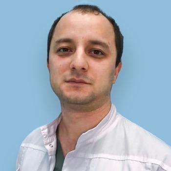 Мирзарахимов Равшан Рустамович, врач-ультразвуковой диагностики