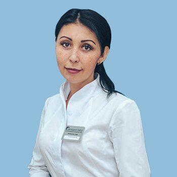 Мустафаева Гульбина Замировна, медицинская сестра