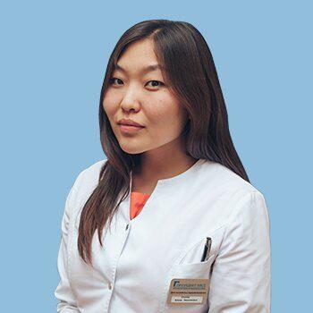 Опуева Алина Николаевна, врач-дерматовенеролог, косметолог