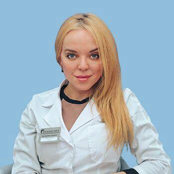 Орлова Марта Сергеевна, врач-дерматолог, косметолог, член Национального альянса дерматологов и косметологов России