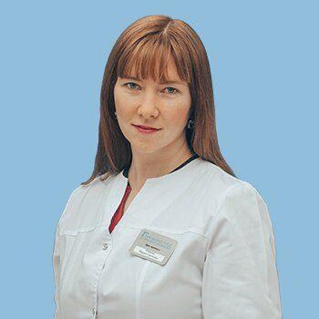 Озерова Мария Сергеевна, врач-кардиолог, врач первой квалификационной категории, кандидат медицинских наук
