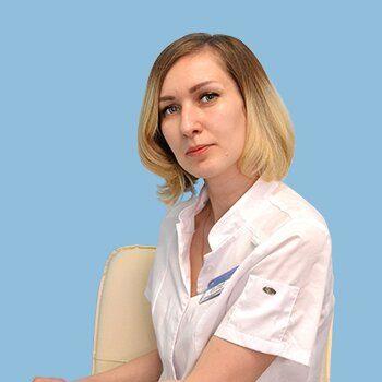 Плотникова Елена Александровна, врач-педиатр