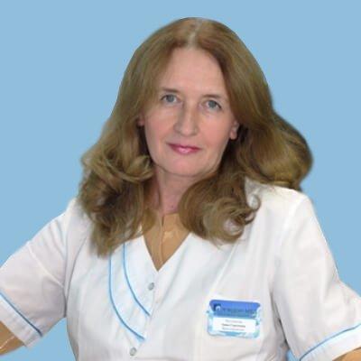 Постникова Анна Сергеевна, врач-кардиолог