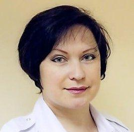 Пояркова Елена Владимировна, профпатолог, кандидат медицинских наук