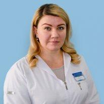 Рудык Анна Васильевна, врач-педиатр, гастроэнтеролог, кандидат медицинских наук
