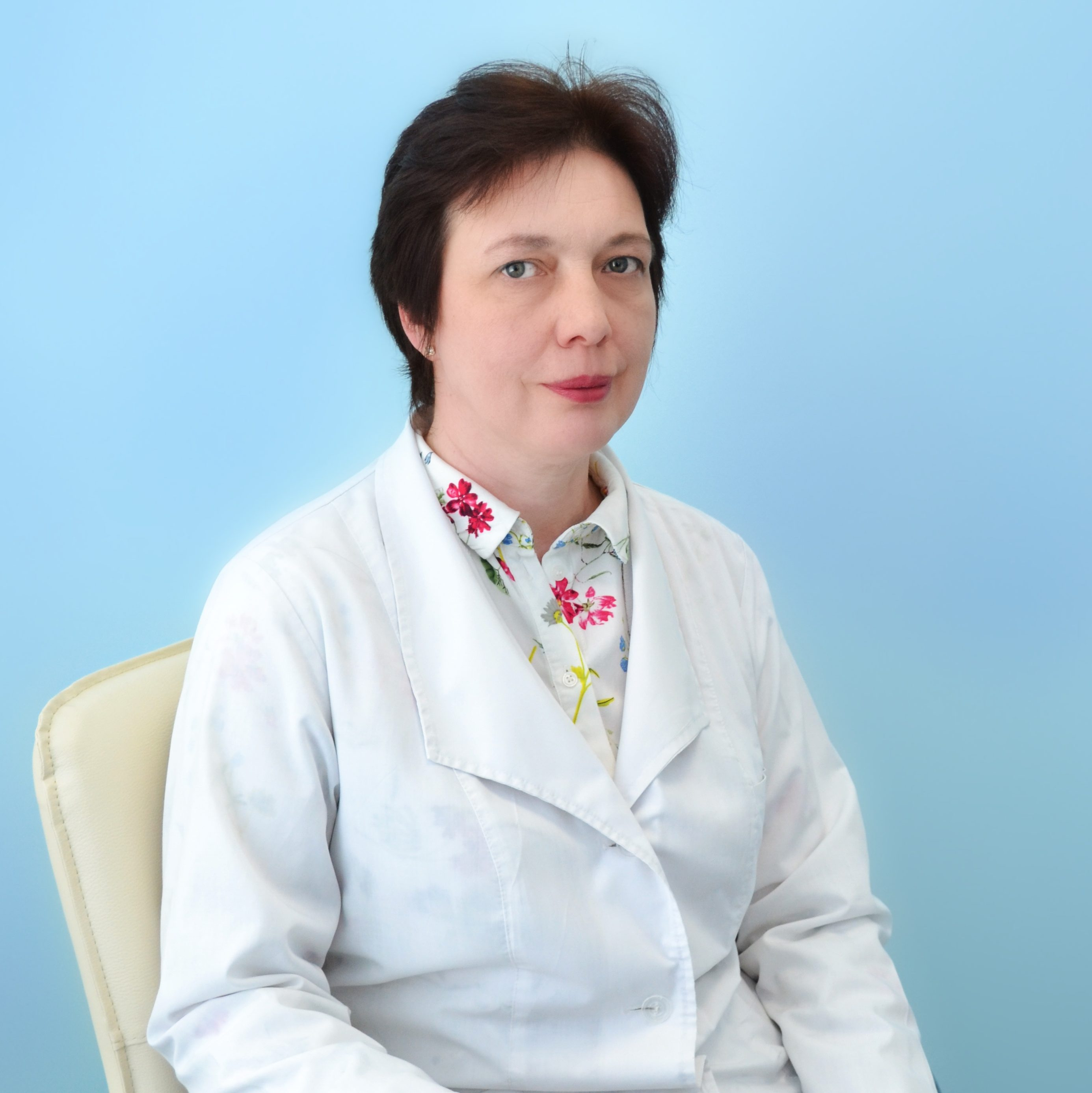Сафонова Светлана Владимировна, врач-терапевт