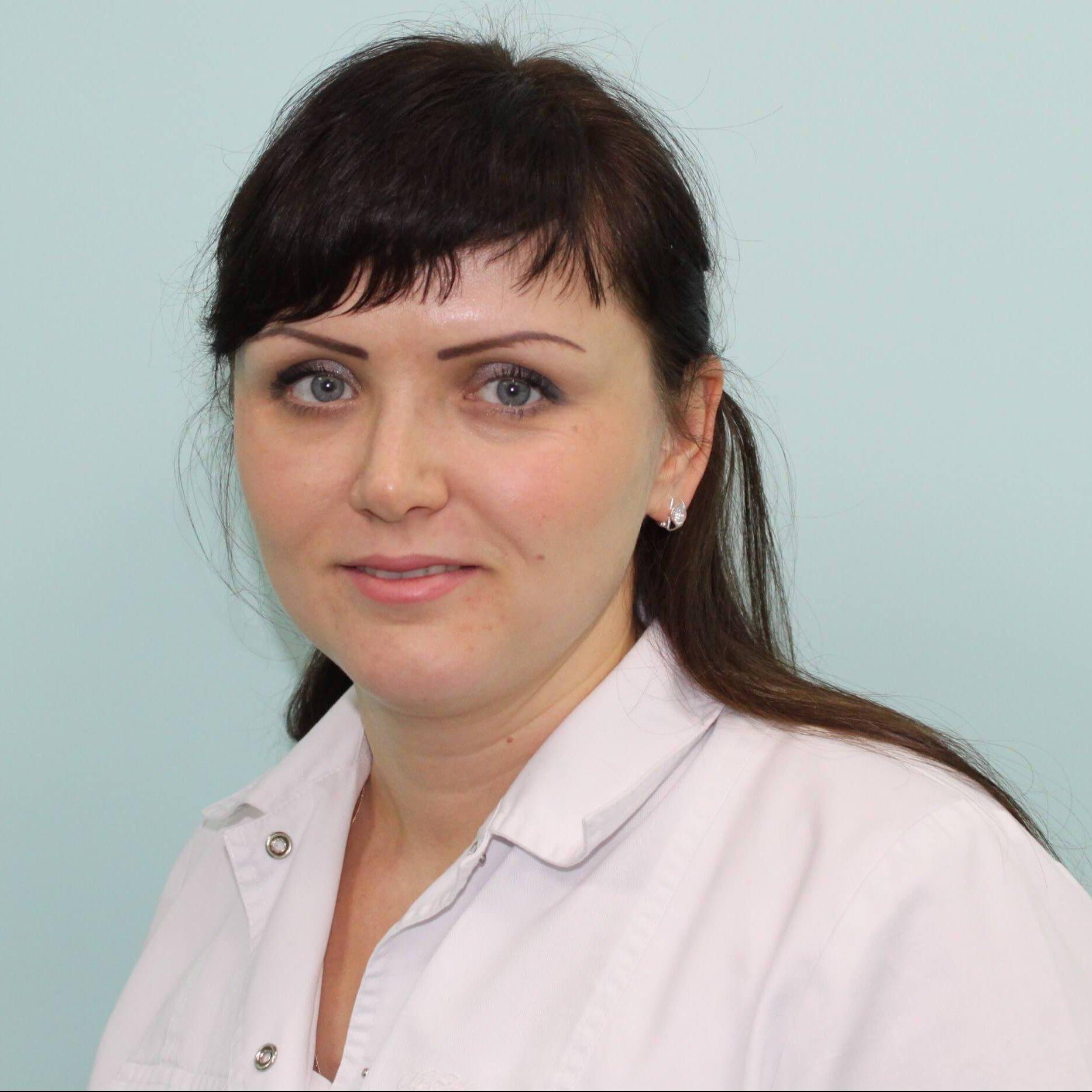 Сафронова Ирина Михайловна, врач УЗИ