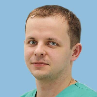 Санюкович Николай Викторович, врач-хирург, пластический хирург