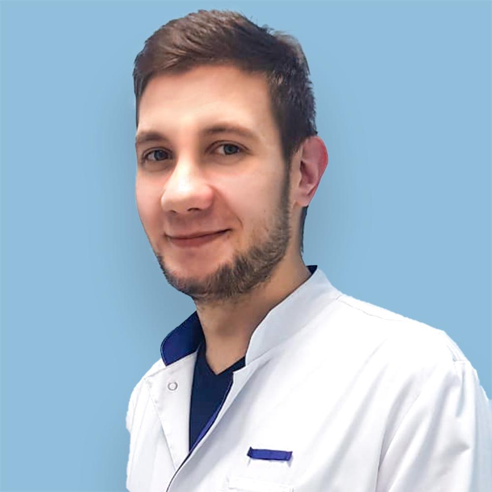 Шабля Алексей Вадимович, врач-педиатр
