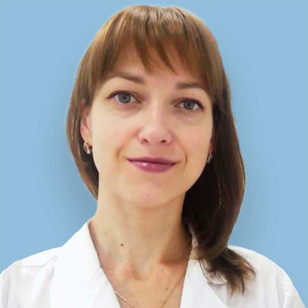 Шестерина Татьяна Михайловна, врач-гинеколог