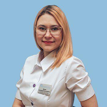 Шилова (Фролова) Александра Константиновна, врач-терапевт, пульмонолог, кандидат медицинских наук