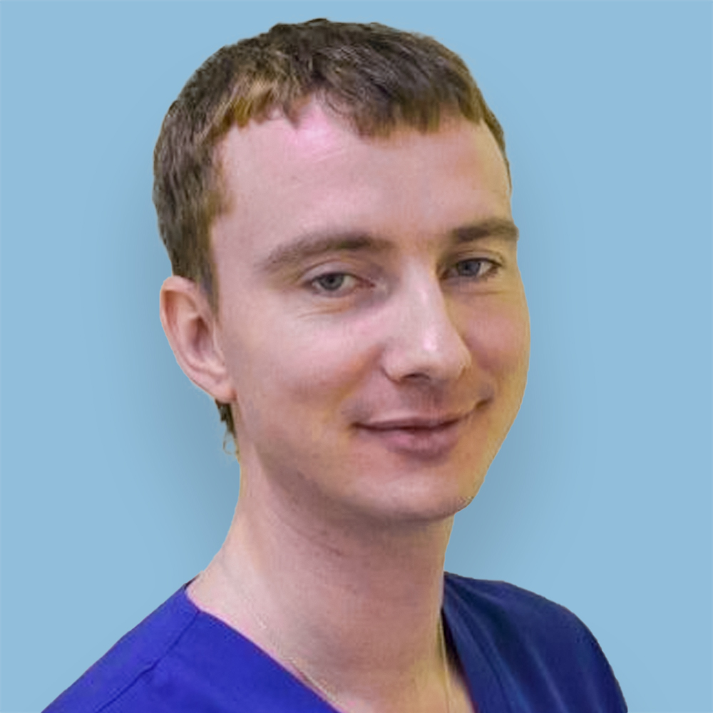 Скрябин Игорь Владимирович, врач мануальный терапевт