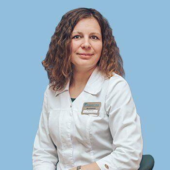 Саломатова Марина Владимировна, врач-эндокринолог