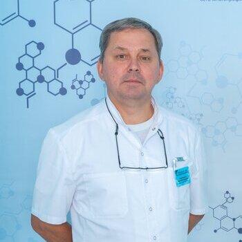 Стрельников Сергей Геннадиевич, врач-оториноларинголог (ЛОР)