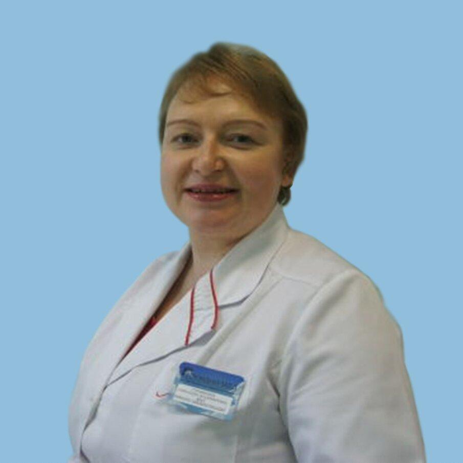 Суровикина Александра Владимировна, врач-невролог, рефлексотерапевт