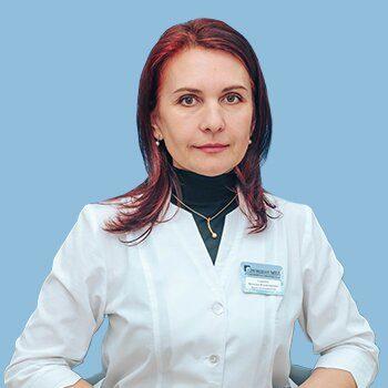 Свирина Наталья Владимировна, врач-эндокринолог, диабетолог