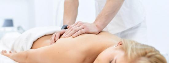 1 сеанс массажа спины с скидкой, всего за 1500 руб.