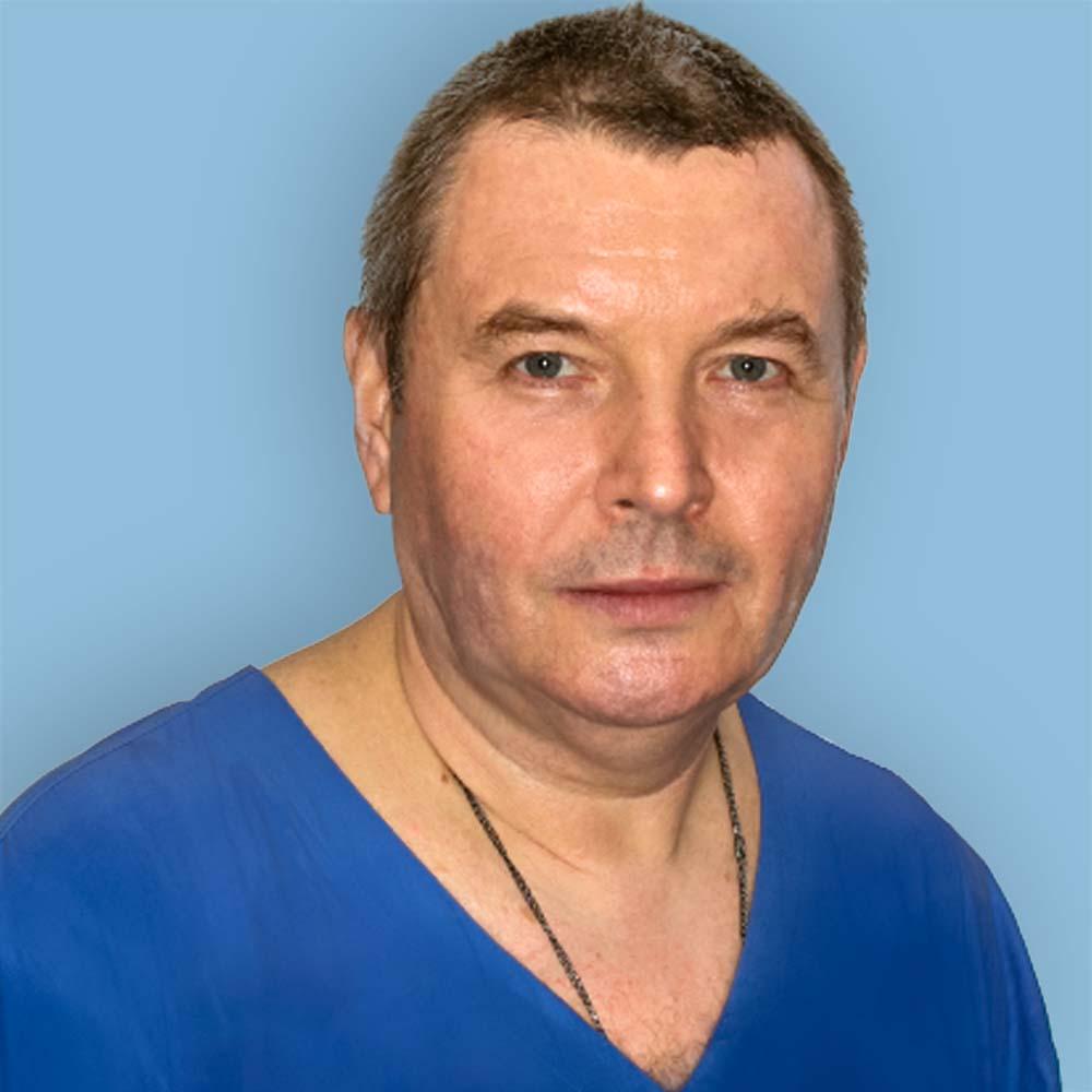 Виноградов Александр Александрович, врач-невролог, рефлексотерапевт, мануальный терапевт