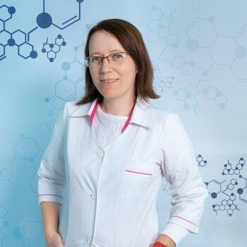 Засыпкина Екатерина Витальевна, врач-нефролог