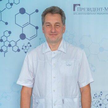 Жердев Андрей Владимирович, флеболог, врач-ультразвуковой диагностики (УЗИ)